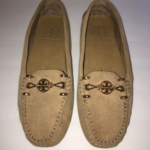Tory Burch Tan Loafer Driver Shoes 7M